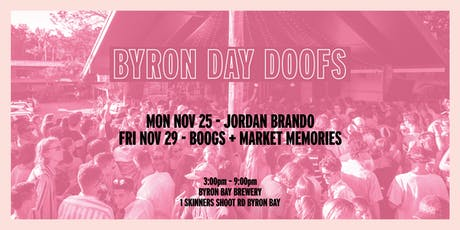 Byron Bay Day Parties tickets