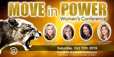 Move In Power Women's Conference