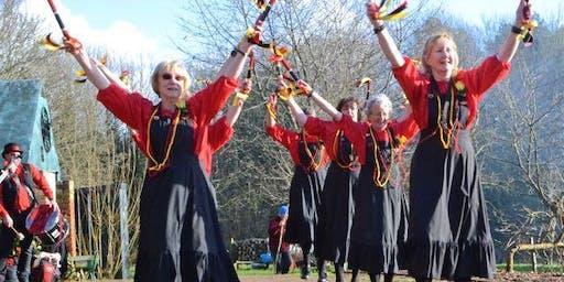 Morris Dancing Workshop