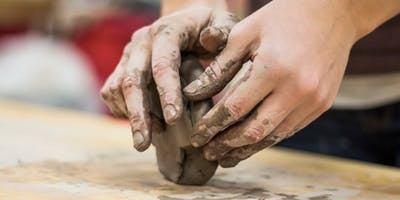 Plymouth College Of Art - Clay day - Half Term Workshop 9-14yrs