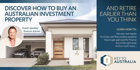 Discover How to Buy an Australia Investment Property tickets