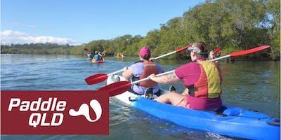 HEALTHY & ACTIVE MORETON 50+ - Kayak Adventure