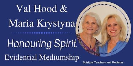 An Evening with Spirit - 24 October (Camden NSW) tickets