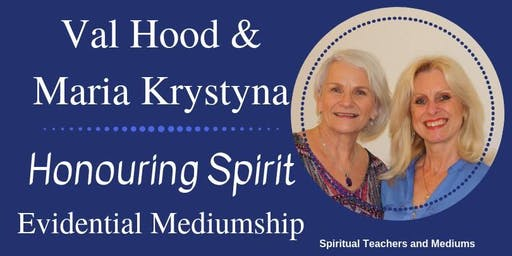 An Evening with Spirit - 25 October (Mortdale NSW)