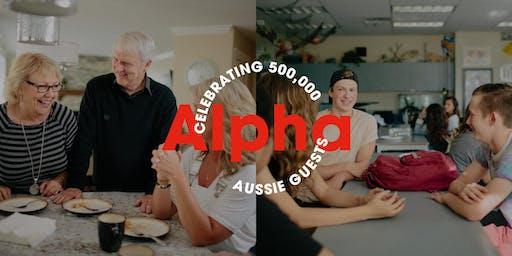 Alpha Celebration Supper - South Hobart