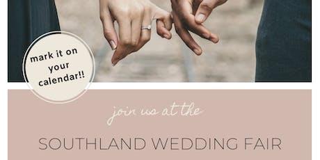Southland Wedding Fair tickets