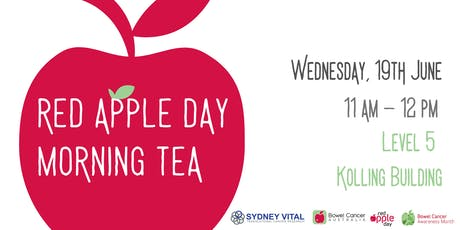 Red Apple Day Morning Tea tickets