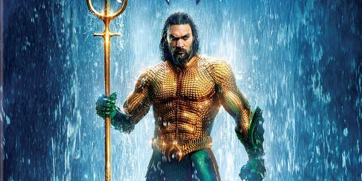 Hello Holidays: Aquaman movie screening