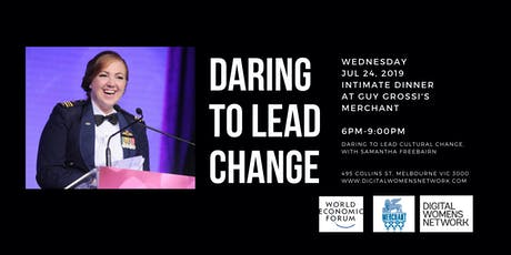 Dare to lead cultural change tickets
