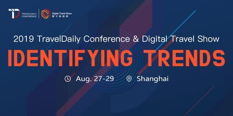 2019 TravelDaily Conference & Digital Travel Show tickets