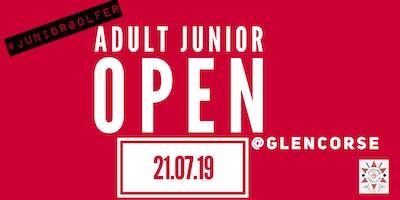 Adult Junior Open 2019