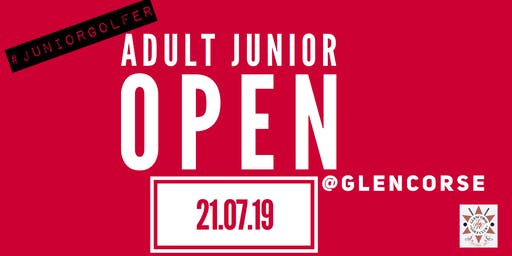 Adult Junior Open 2019