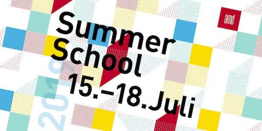 SUMMER SCHOOL +++ MODE DESIGN (B.A.)