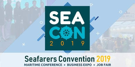 Seafarers Convention 2019 tickets