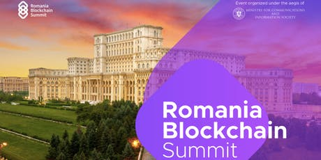 Romania Blockchain Summit tickets
