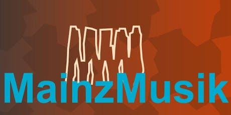 Festival MainzMusik 2019: Neue Musik im Gespräch 2: Julia Mihály Tickets