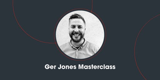 Alpha Masterclass with Ger Jones - Brisbane