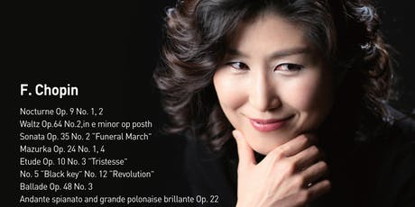 Eunice Park Chopin Recital tickets