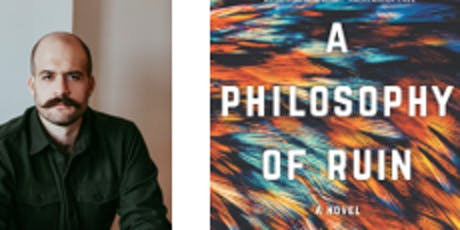 Author's Talk: A PHILOSOPHY OF RUIN by Nicholas Mancusi tickets