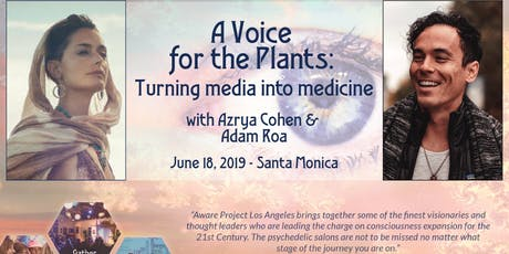 Becoming a Voice for the Plants tickets