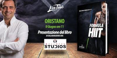 Oristano | Presentazione libro Formula HIIT