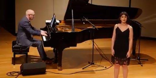 Graham Allen Musical Theatre Prize Concert