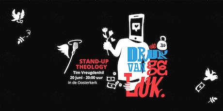 Stand-Up Theology: De Druk van Geluk tickets