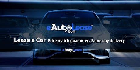 eAutolease - BEST CAR LEASE DEALS tickets