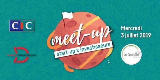 Meet-up Golf 2019 | Start-up x Investisseurs