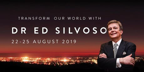 Transform Our World with Dr Ed Silvoso tickets