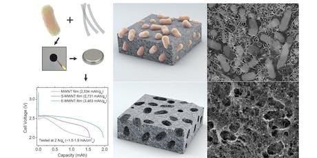 Bioinspired Materials Development for Next-Generation Batteries  tickets