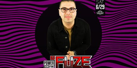 Power106 Saturday Night Party with DJ Fuze & MC Bryan D  tickets