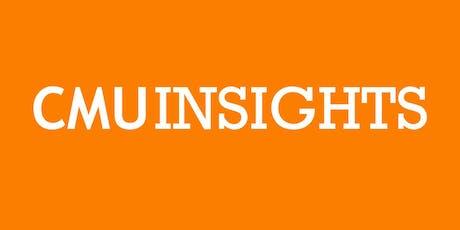 CMU Insights Seminar: How Music Rights Work tickets