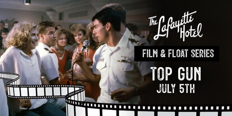 FILM & FLOAT / Top Gun tickets