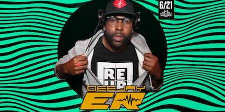 IHeartRadio DJ Battle Winner DeeJay ER tickets