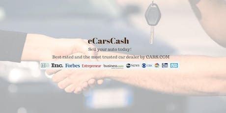 eCarsCash - CARS FOR CASH tickets