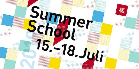 SUMMER SCHOOL +++ MARKEN- & KOMMUNIKATIONSDESIGN (B.A.) Tickets