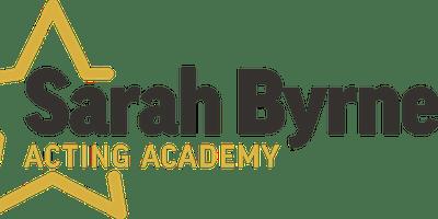 Summer School - Sarah Byrne Acting Academy 13 years - 18 years