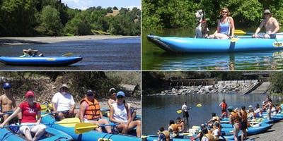 Rafting on the Russian River