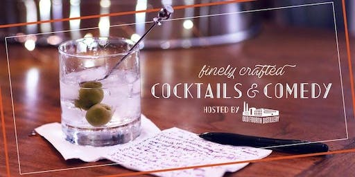 Finely Crafted: Cocktails and Comedy