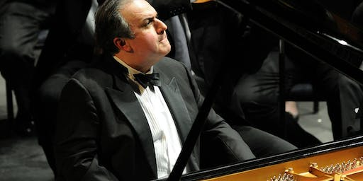 Yefim Bronfman With the SF Symphony