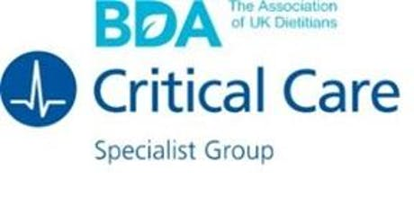 Critical Care Specialist Group (CCSG) of the BDA Study Day 2019 tickets