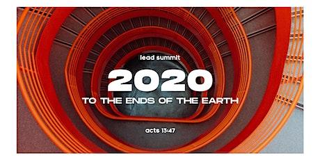 LeadSummit 2020 tickets