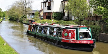 Peculiar Gin Company Devizes Canal Boat Cruise tickets