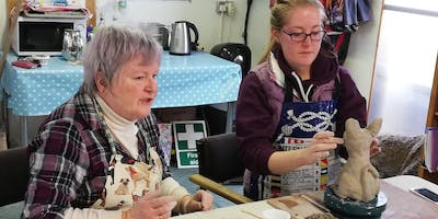 Pottery classes June to July 2019
