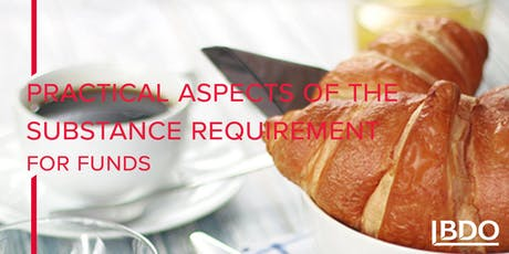 Practical aspects of the substance requirement for funds tickets