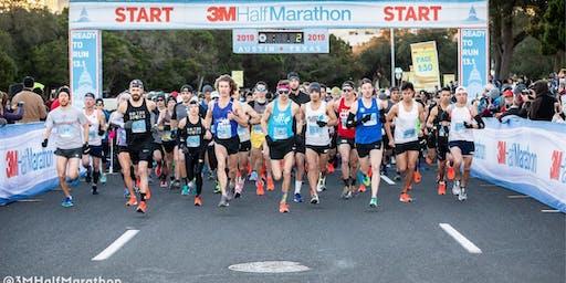 MCO Marathon Run