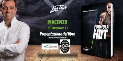 PIACENZA | Presentazione libro Formula HIIT
