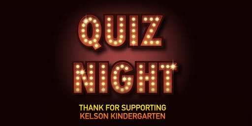 Kelson Kindergarten Quiz Night