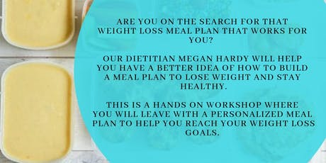 What Should I Eat to Lose Weight? tickets